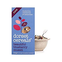 Dorset Cereals Beautiful Blueberry Muesli 700g - Pack of 2