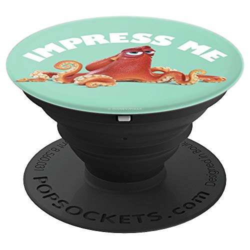 Disney Pixar Finding Dory Hank Impress Me - PopSockets Grip and Stand for Phones and Tablets