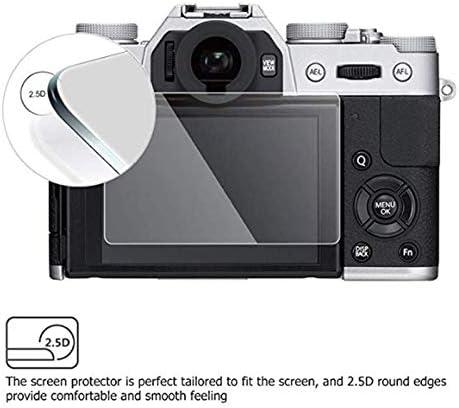 Láminas protectoras de pantalla templada para Fujifilm Fuji X-E3 XE3
