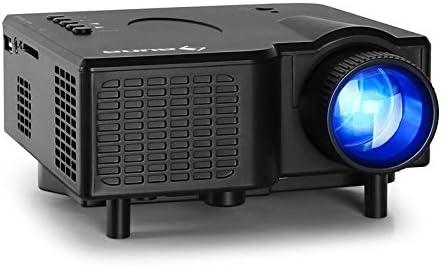 Klarstein LCDP-YX4B - Mini proyector LED (contraste 300:1, 320 x ...