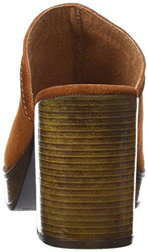 MTNG 94594 SERRAJE CALABAZA - Zapatos para mujer SERRAJE CALABAZA