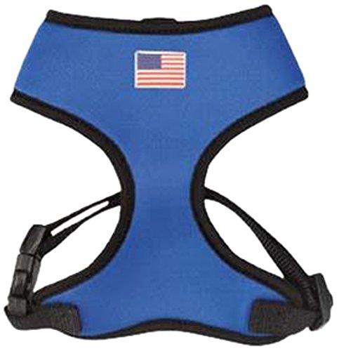 UPC 721343424642, Casual Canine Neoprene Dog Harness, X-Small, Navy
