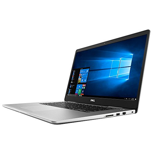 - Dell Inspiron 7570 15.6in Ultra HD Touchscreen Laptop PC - Intel Core i7-8550U 1.8GHz, 16GB, 512GB SSD, Webcam, Bluetooth, NVIDIA GeForce 940 MX Graphics, Windows 10 Home (Renewed)
