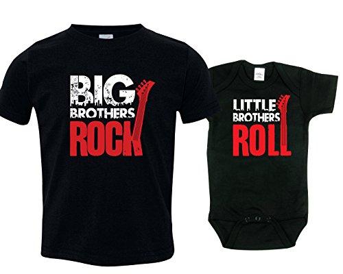 Sibling Shirts Sisters Brothers Rock