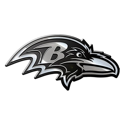 Baltimore Ravens Metal - 3