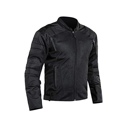 BiLT Blaze 2 Men's Jacket, Black, XL (Tall)