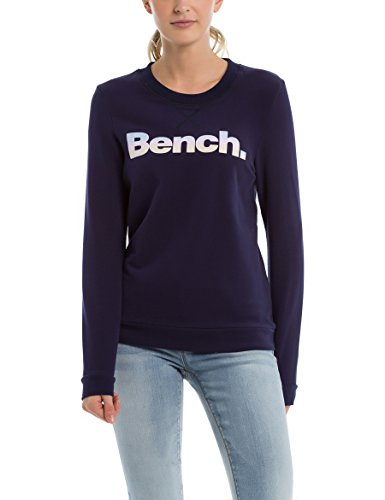 Bench Damen Logo Crew Neck Sweatshirt