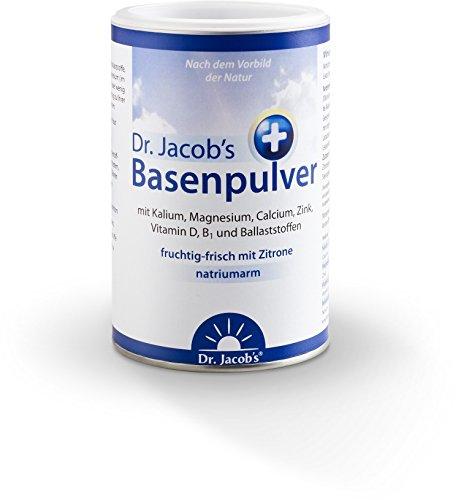 Basenpulver Plus Dr. Jacob's, 300 g