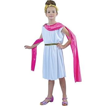 roman goddess kids costume 8 10 years
