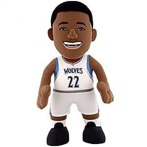 "NBA Minnesota Timberwolves Andrew Wiggins Plush Figure, 10"", Blue"