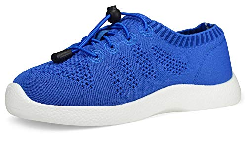14566ec1bdcc5 SoftScience The Tradewind Women's Lace-Up Athleisure Shoes - Royal Blue, ...