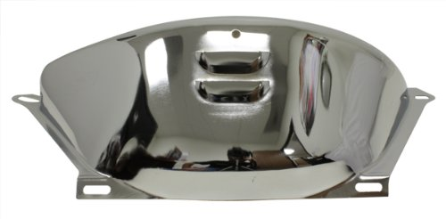 CFR Performance Chevy/GM Turbo TH-350/TH-400 Chrome Steel Flywheel/Flexplate Cover