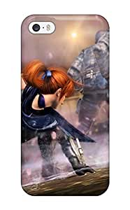 Faddish Phone Ninja Gaiden Fantasy Anime Warrior Sexy Babe Battle Case For Iphone 5/5s / Perfect Case Cover