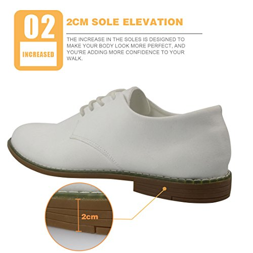 galaxy4 Lace Galaxy up Pattern Stylish Oxford Shoes Casual Nopersonality Men's Suede 4wqvYPPC