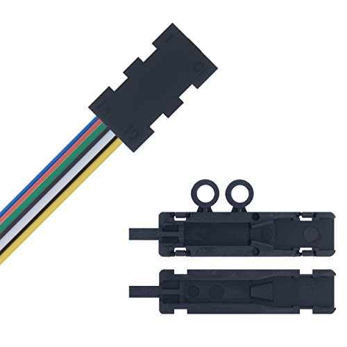 Fiber Optic Fan Out Kit - 6 Strand/Ribbon for Loose Tube Bulk Optical Fiber - 48 Inches Tubing - Beyondtech