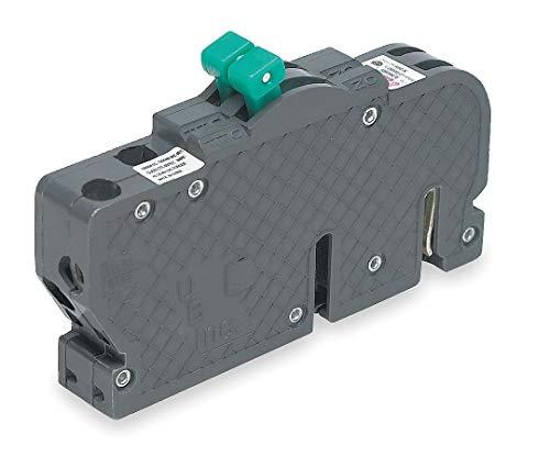 Zinsco Plug In Circuit Breaker, UBIZ, Number of Poles 2, 15 Amps, 120/240VAC, Standard - UBIZ0215