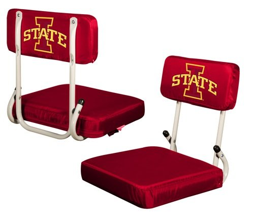 picture of NCAA Iowa State Cyclones Hardback Stadium Seat