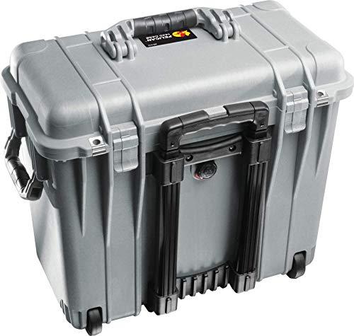 Pelican 1440 Camera Case With Foam (Silver)