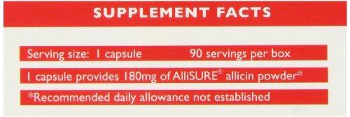 ALLICINMAX Allicin Max 100% Pure Allicin 90vcaps (2 Pack) by Allicin (Image #5)