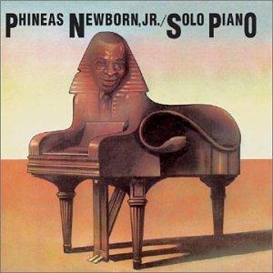 CD : Phineas Newborn Jr. - Solo Piano (CD)