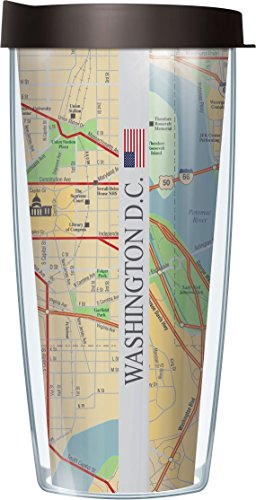 DC coffee mug Washington insulated