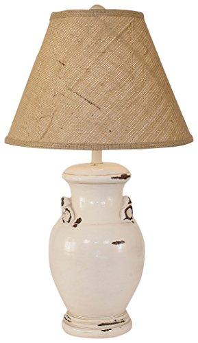 crock lamp - 1