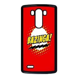 LG G3 Phone Case Bazinga P78C998082