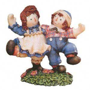 Raggedy Ann and Andy - Smiles And Happiness Are Truly Catching ()