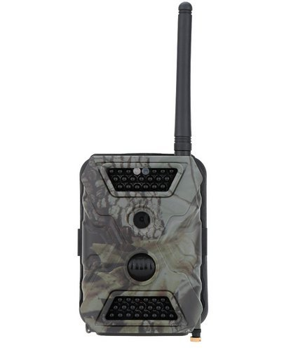 HKCYSEA 【NEW VERSION】Trail Camera 12MP HD 2'' LCD 2G Game&Hunting Camera with Upgrading IR LEDs Night Vision Fast Trigger Speed Water Protected Design Support SD Card by HKCYSEA