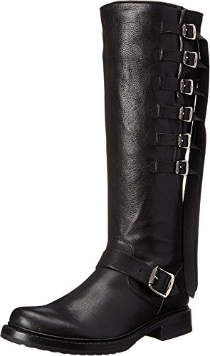 Tall Motorcycle Boots - 2