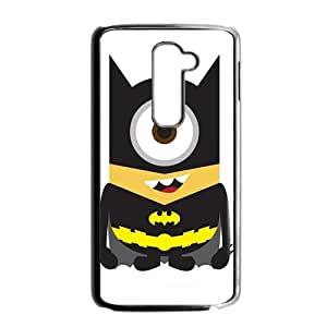 Minions cop Cell Phone Case for LG G2