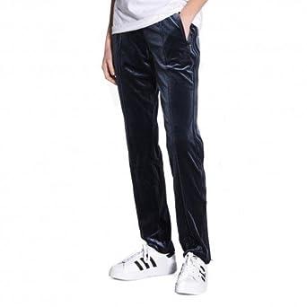 adidas FB Tp Femme Pantalon Bleu  Amazon.fr  Vêtements et accessoires 2167fd05263