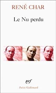 """Afficher """"Le Nu perdu"""""""