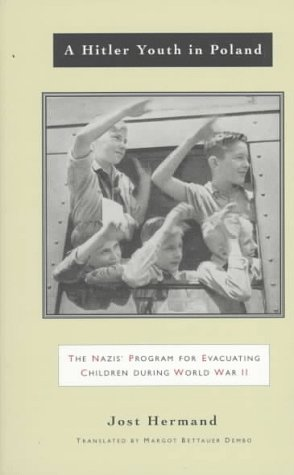 A Hitler Youth In Poland: The Nazi Children's Evacuation Program During World War II (Jewish Lives)