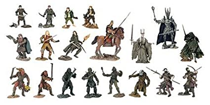PA Distribution, Inc  The Lord of the Rings Exclusive 20-piece Figure Set