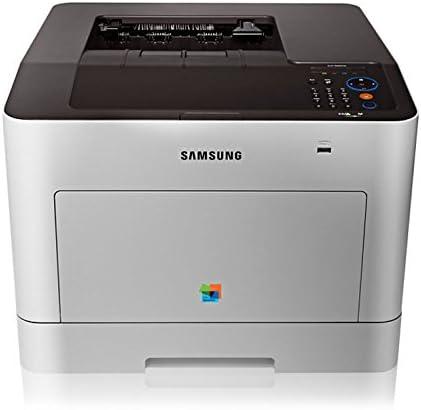 Samsung CLP-680DW - Impresora láser (A4, Ethernet, USB, LAN ...