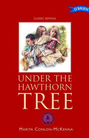 book cover of Under the Hawthorn Tree