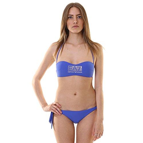 EA7Sea World BW Strass Bikini