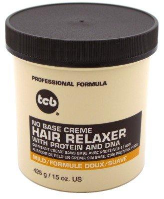 - Tcb No Base Creme Hair Relaxer Mild 15oz. Jar (3 Pack)