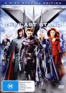 X-Men 3 - The Last Stand: Special Edition (2 Disc Set)
