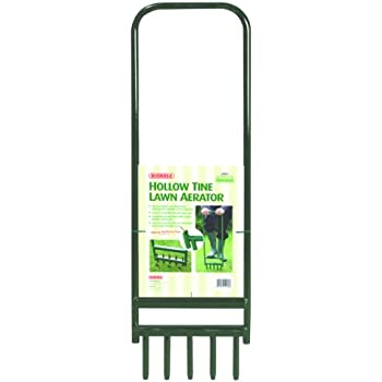 """Bosmere N460 Hollow Tine Lawn Aerator with 5 Tines, 35"""" x 11"""""""