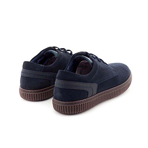 Piel Azul Callaghan Zapato De Azul 12200 EnzqT8xwz7
