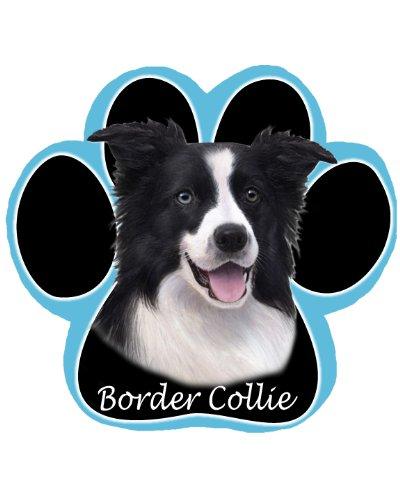 Border Collie Dog Paw Non-Slip Mousepad