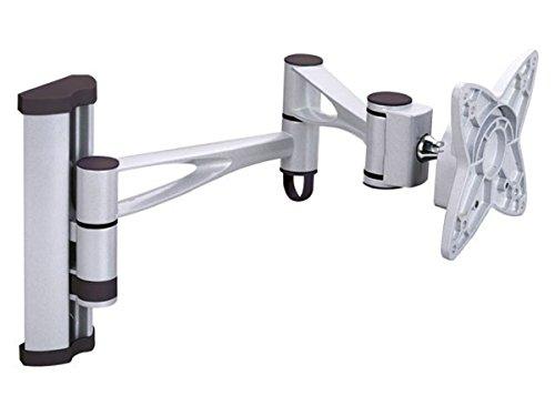 Monoprice Articulating HDTV Wall Mount Bracket (max 33 lbs, 10~25
