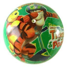 Disney character playground ball- My friends Tigger and Pooh bounce ball