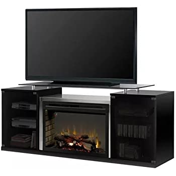 Amazon Com Marana 76 Quot Tv Stand With Electric Fireplace
