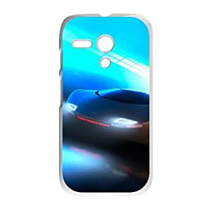 Concept Car Speed Motorola G Cell Phone Case White DIY present pjz003_6344271