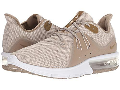 航海のモーテルの配列[NIKE(ナイキ)] メンズランニングシューズ?スニーカー?靴 Air Max Sequent 3 Desert Sand/Lichen Brown/Khaki/White 6.5 (24.5cm) D - Medium