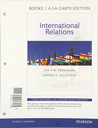International Relations (Looseleaf)