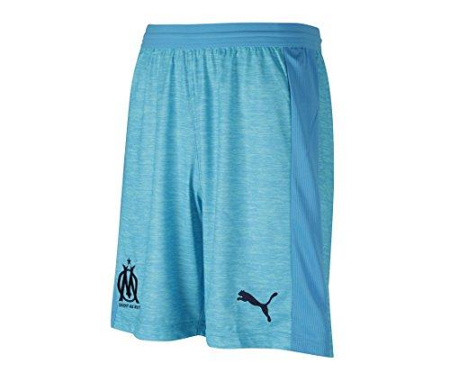 Homme Bleu Inner Jogging Original Short Azur Without Puma Olympique Slip De Pantalon Marseille x1CSnawqv